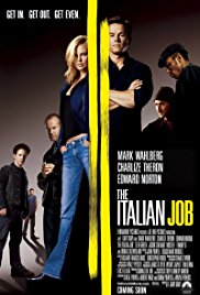 The Italian Job - Jimmy Shubert