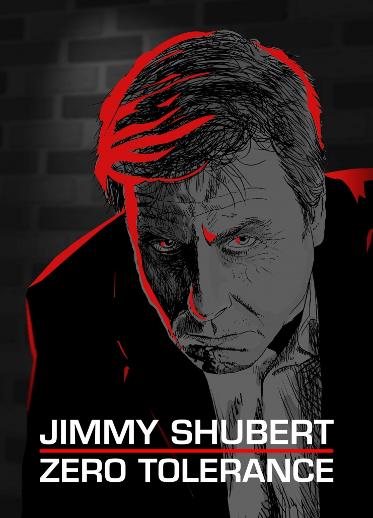 Zero Tolerance - Jimmy Shubert