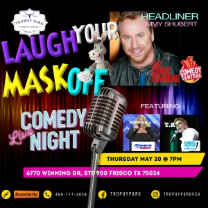 Laugh Your Mask Off - Jimmy Shubert