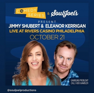 Jimmy Shubert - Rivers Casino Philadelphia
